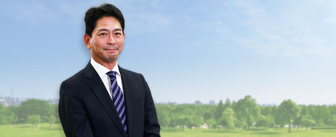 サムシングホールディングス株式会社 前 代表取締役社長